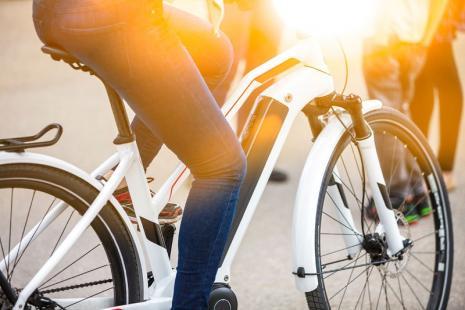 Location vélo électrique Cabourg